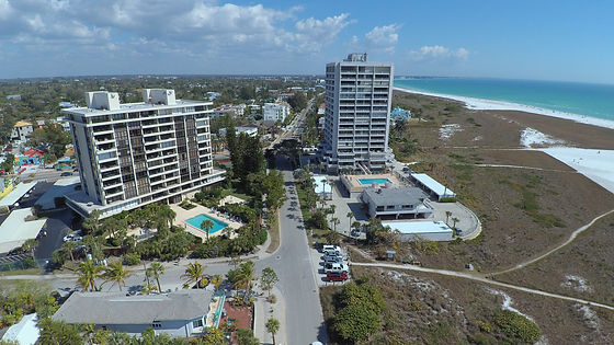 Terrace and Terrace East Siesta Key condos for sale