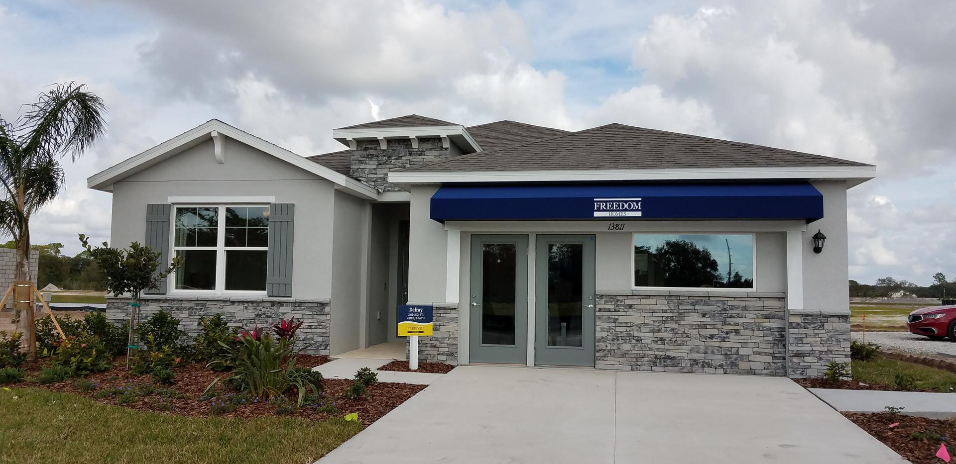 The Palisades Lakewood Ranch model home