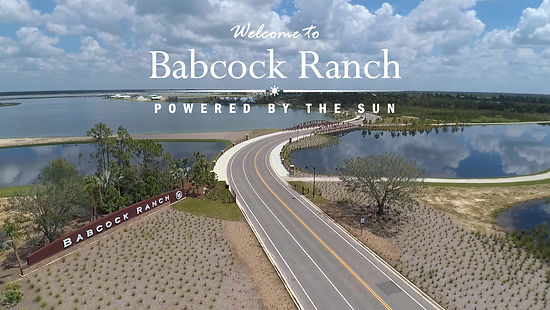 Babcock Ranch New Homes