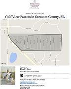 Venice FL real estate market reports neighborhood map