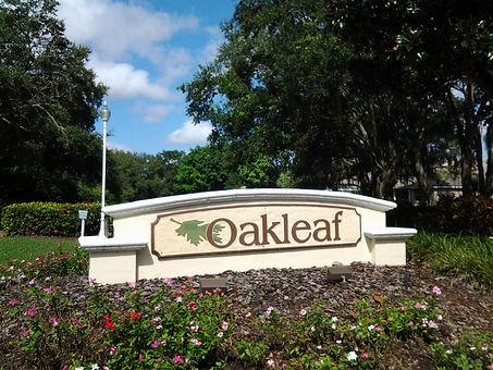 Oakleaf Sarasota homes for sale