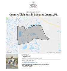 Country Club East Lakewood Ranch neighborhood and demograhic report