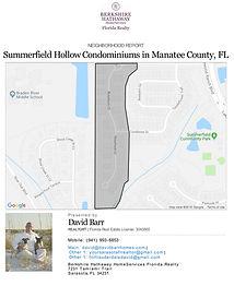 Summerfield Hollow Lakewood Ranch demographic report