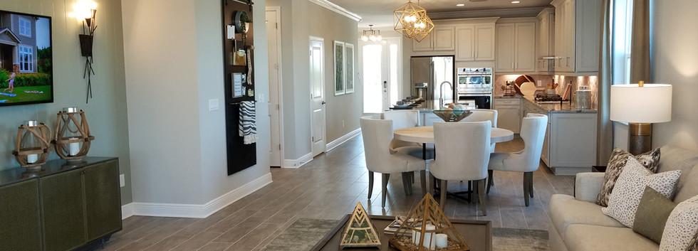 Worthington model home