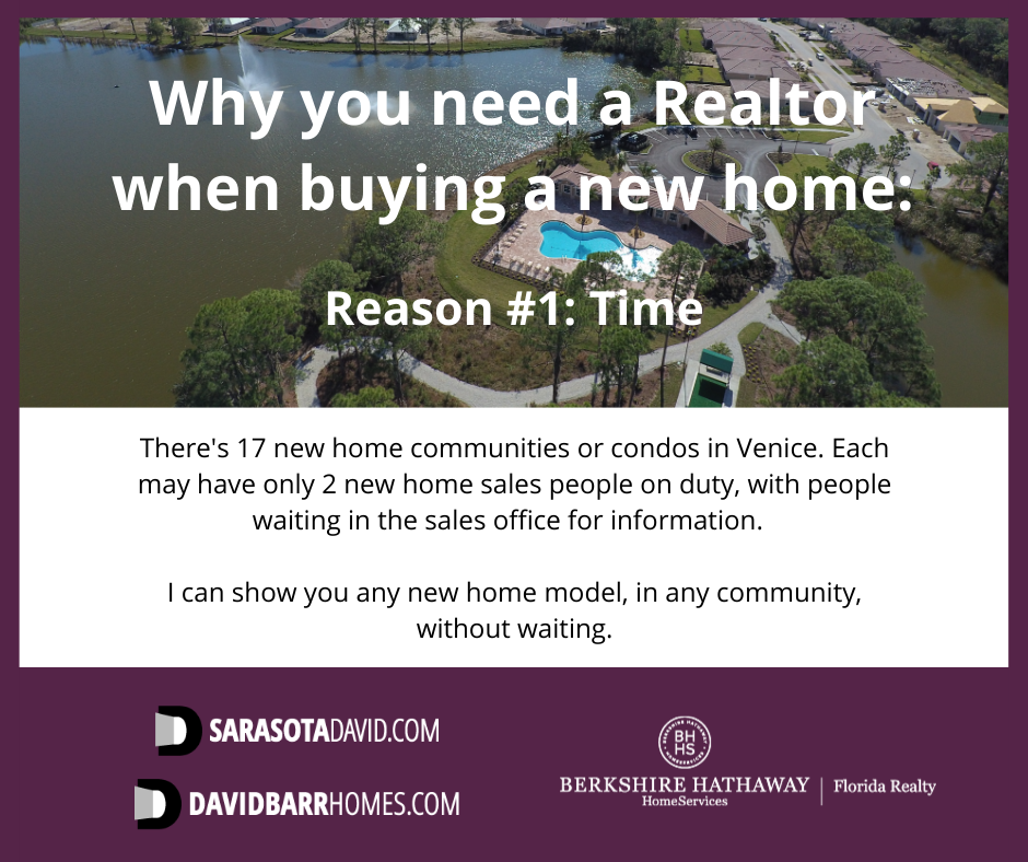 Venice FL New Homes Buyers Agent