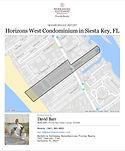 Horizons West Siesta Key demographics
