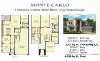 Arbor Grande Lakewood Ranch floor plans