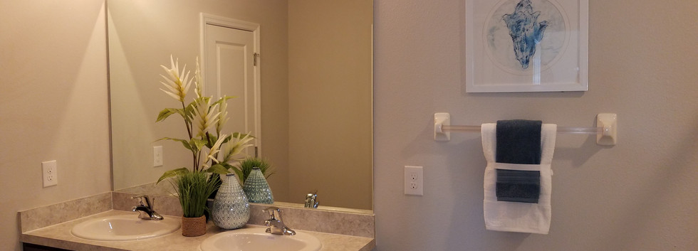 Ashton Meadows New Homes for Sale master bath