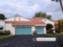 Leslie Park Villa Le Grand attached villa in Venice FL