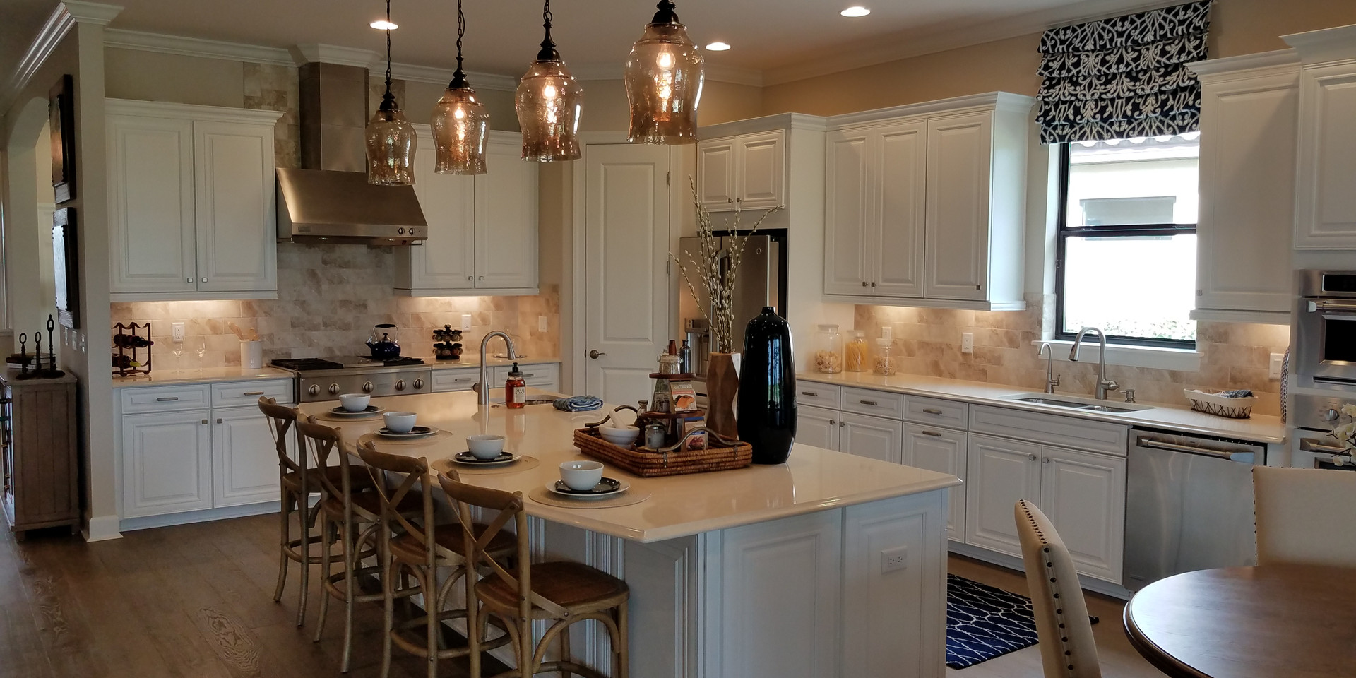 Kitchen at Esplanade Lakewood Ranch