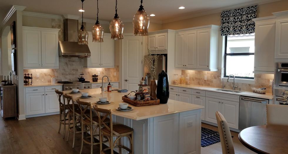 Kitchen at Esplanade Lakewood Ranch