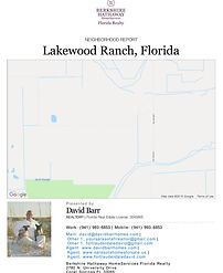 Lakewood Ranch FL demographic report