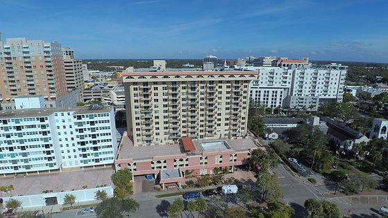 Dolphin Tower Sarasota condos for sale