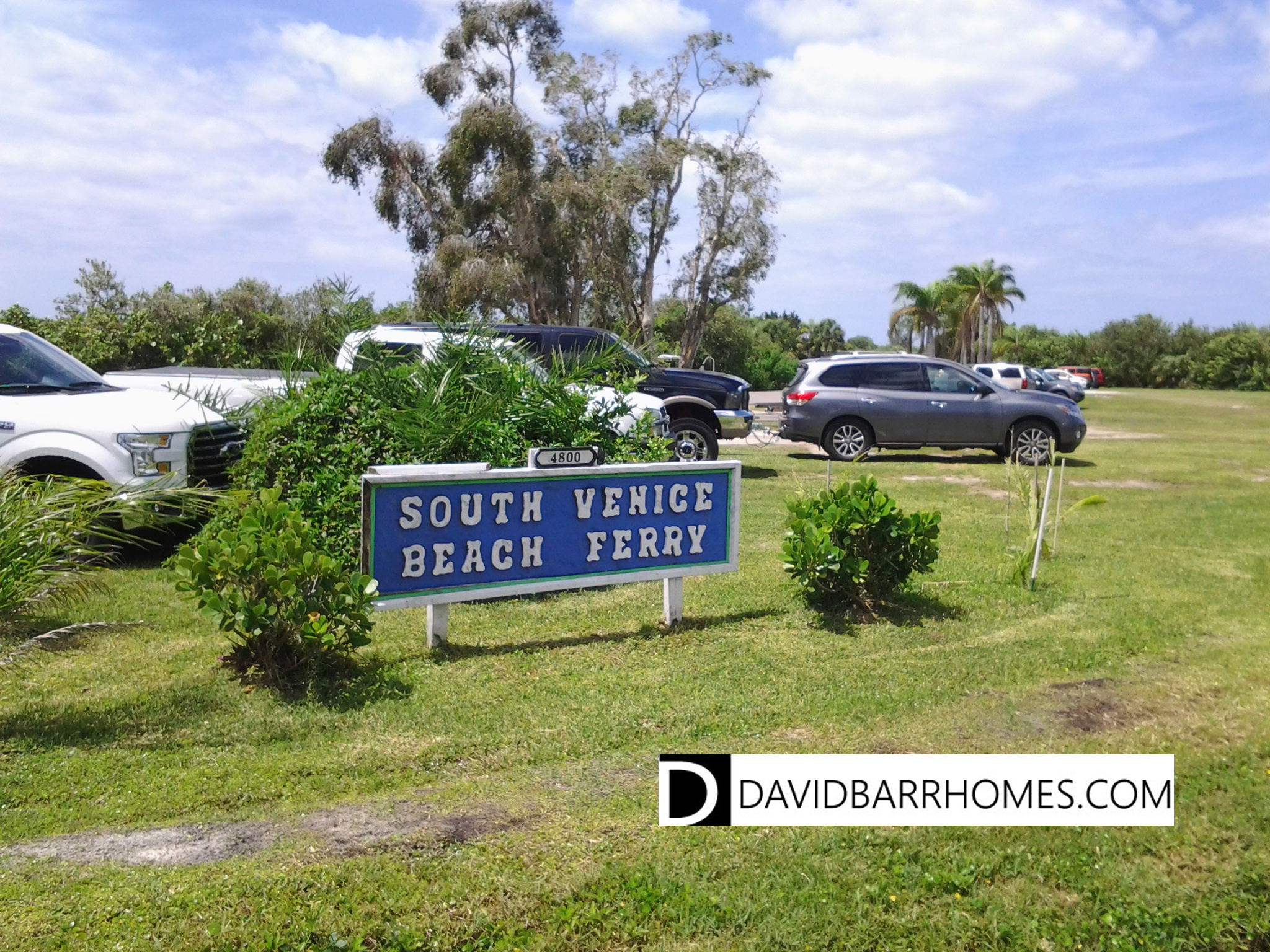 South Venice beach ferry