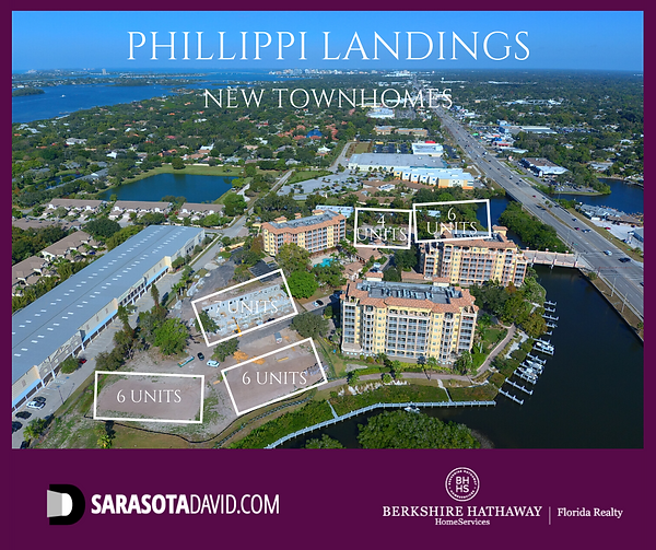 Phillippi Landings new town homes for sale