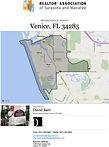 34285 Venice FL real estate and demographic report