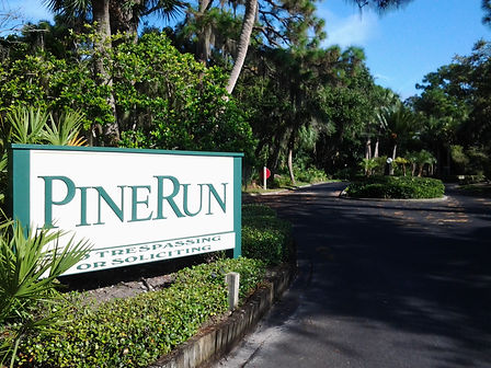Pine Run Osprey FL condos for sale