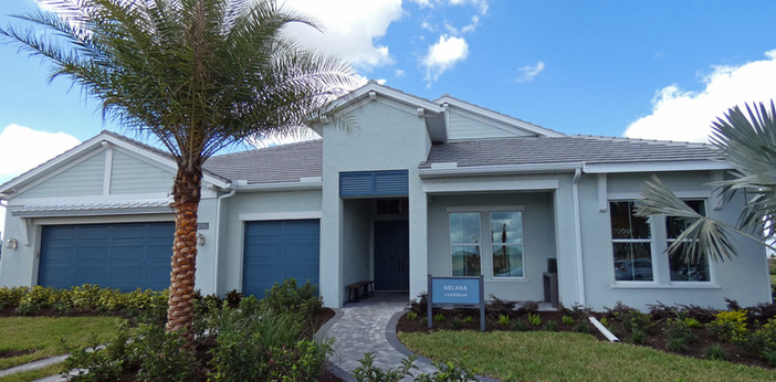 Toll Brothers Model Home Isles Lakewood Ranch