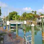 Venice Boat Dock Homes