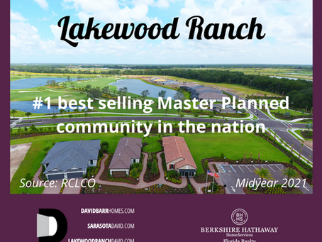 Number One in the Country | Master Planned Communities | Lakewood Ranch FL