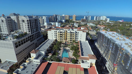 One Hundred Central Sarasota condos for sale