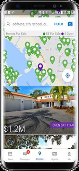 HomeSnap Venice FL real estate download
