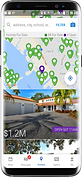 HomeSnap app for Sarasota real estate