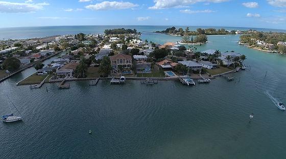 Venice FL Boat Dock Homes for Sale