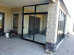 Glass Door #2