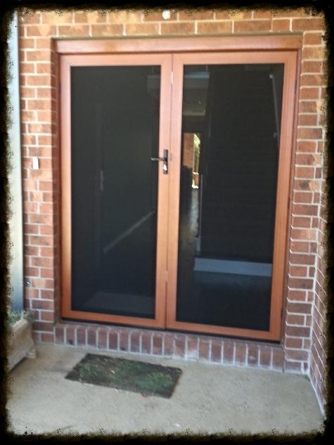 Glass Door #5