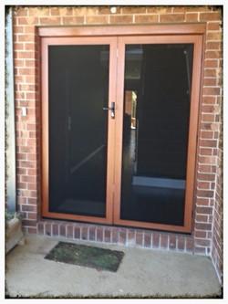 Glass Door #6