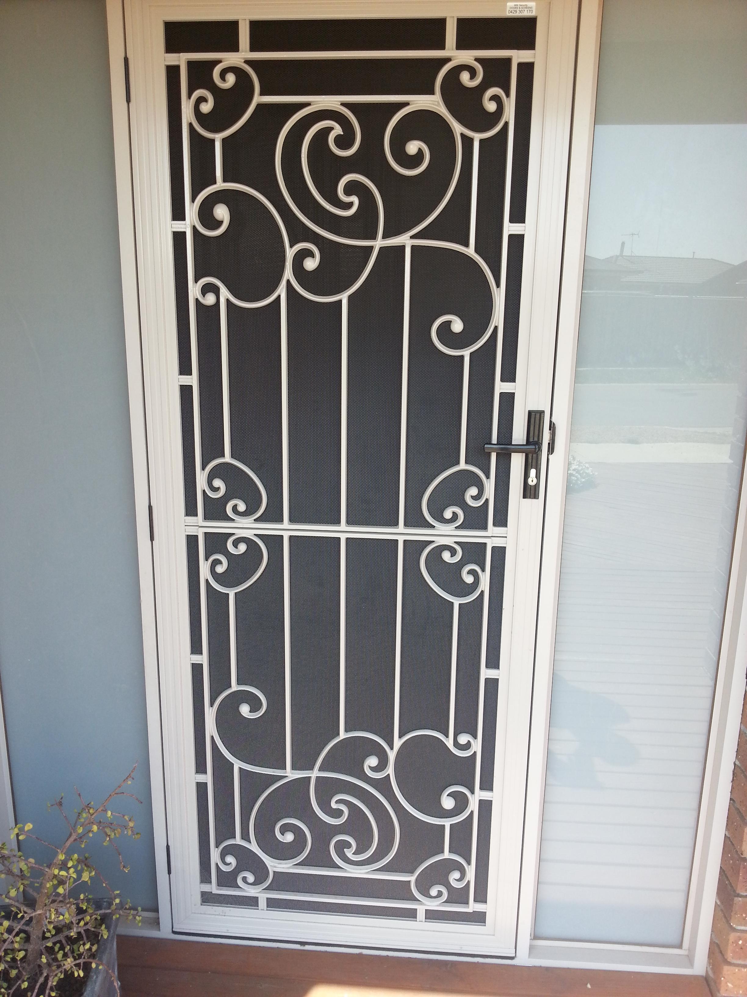 Security Door #7