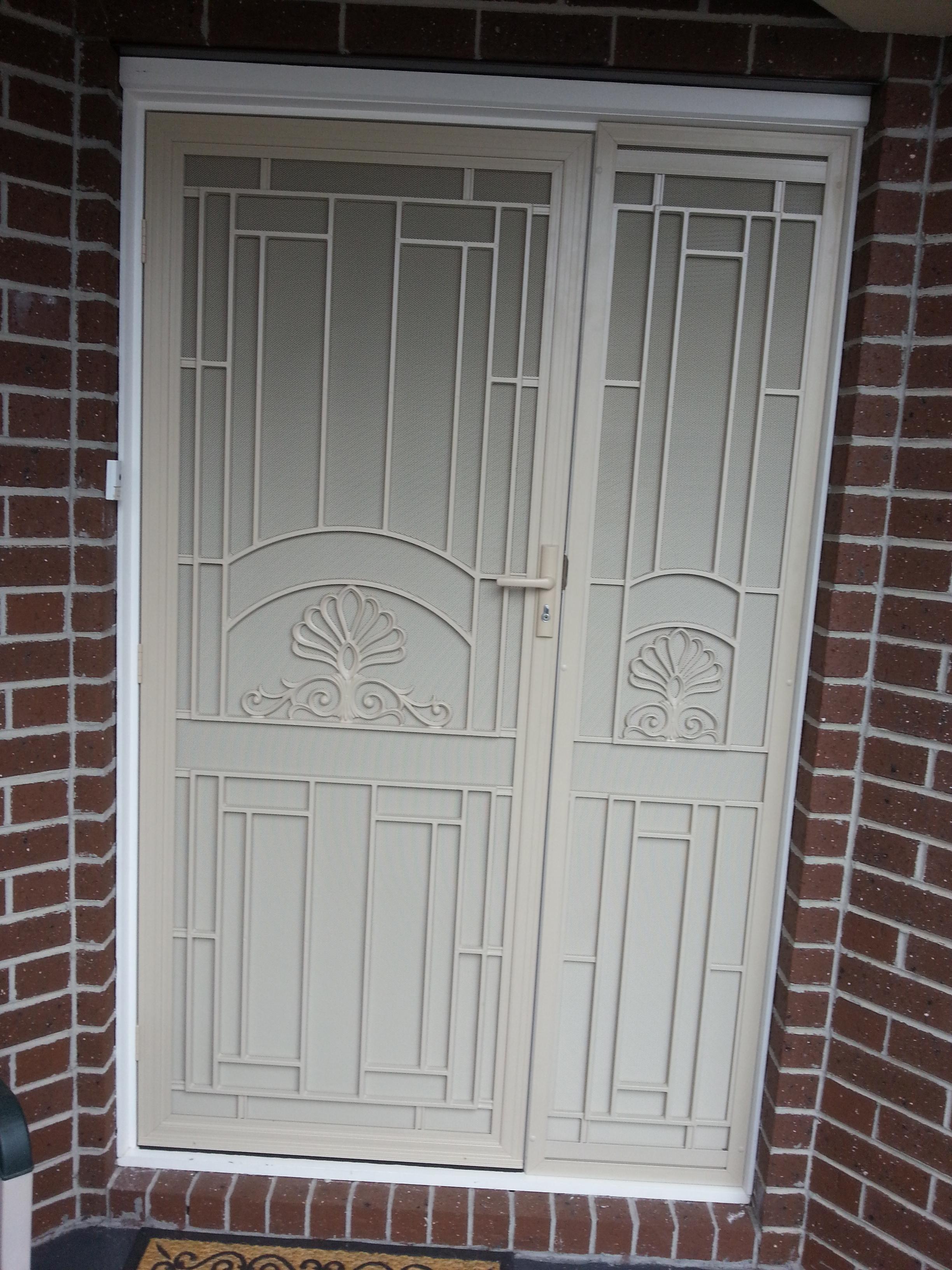Security Door #3
