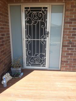 Security Door #8