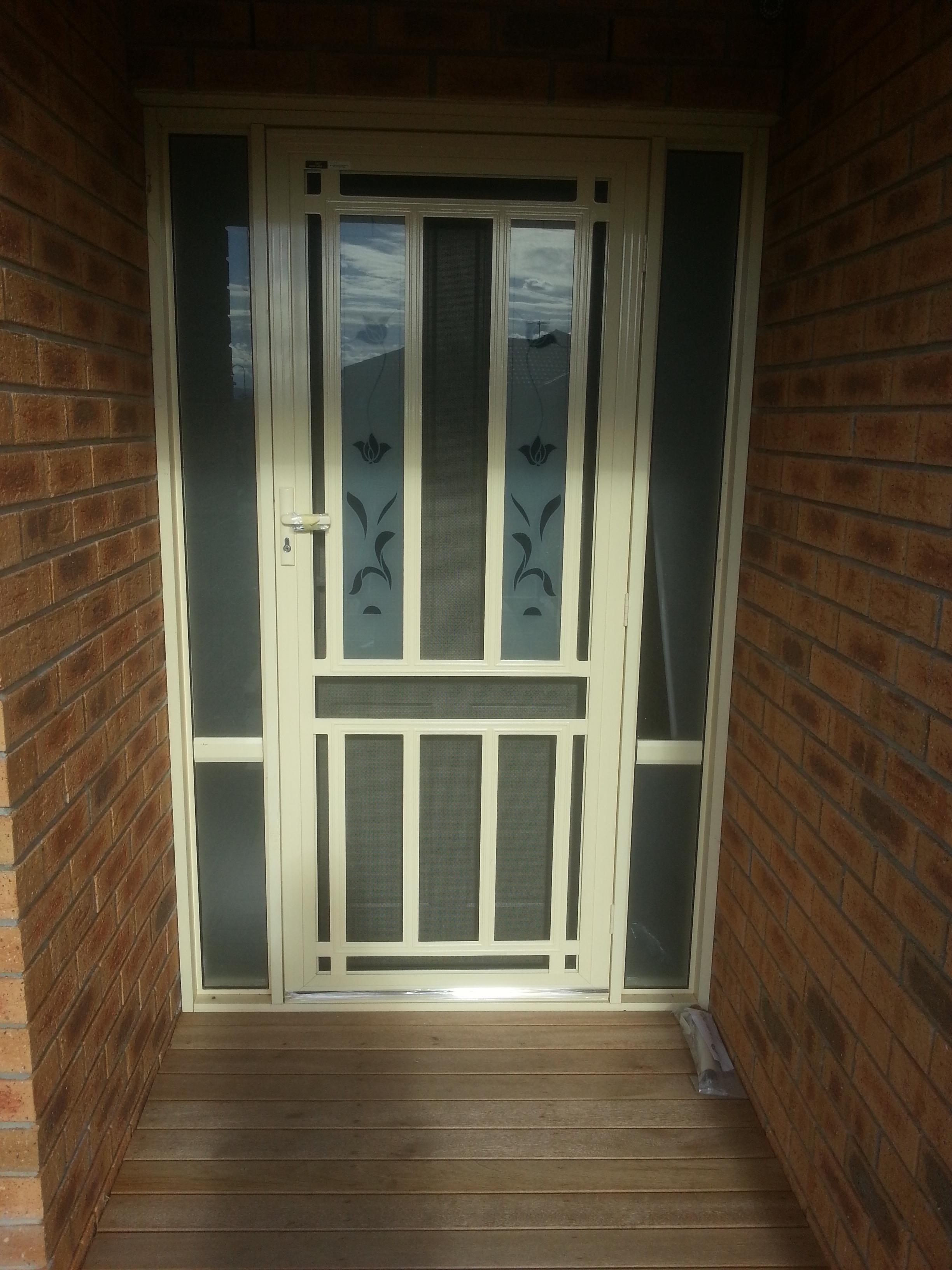 Security Door #1