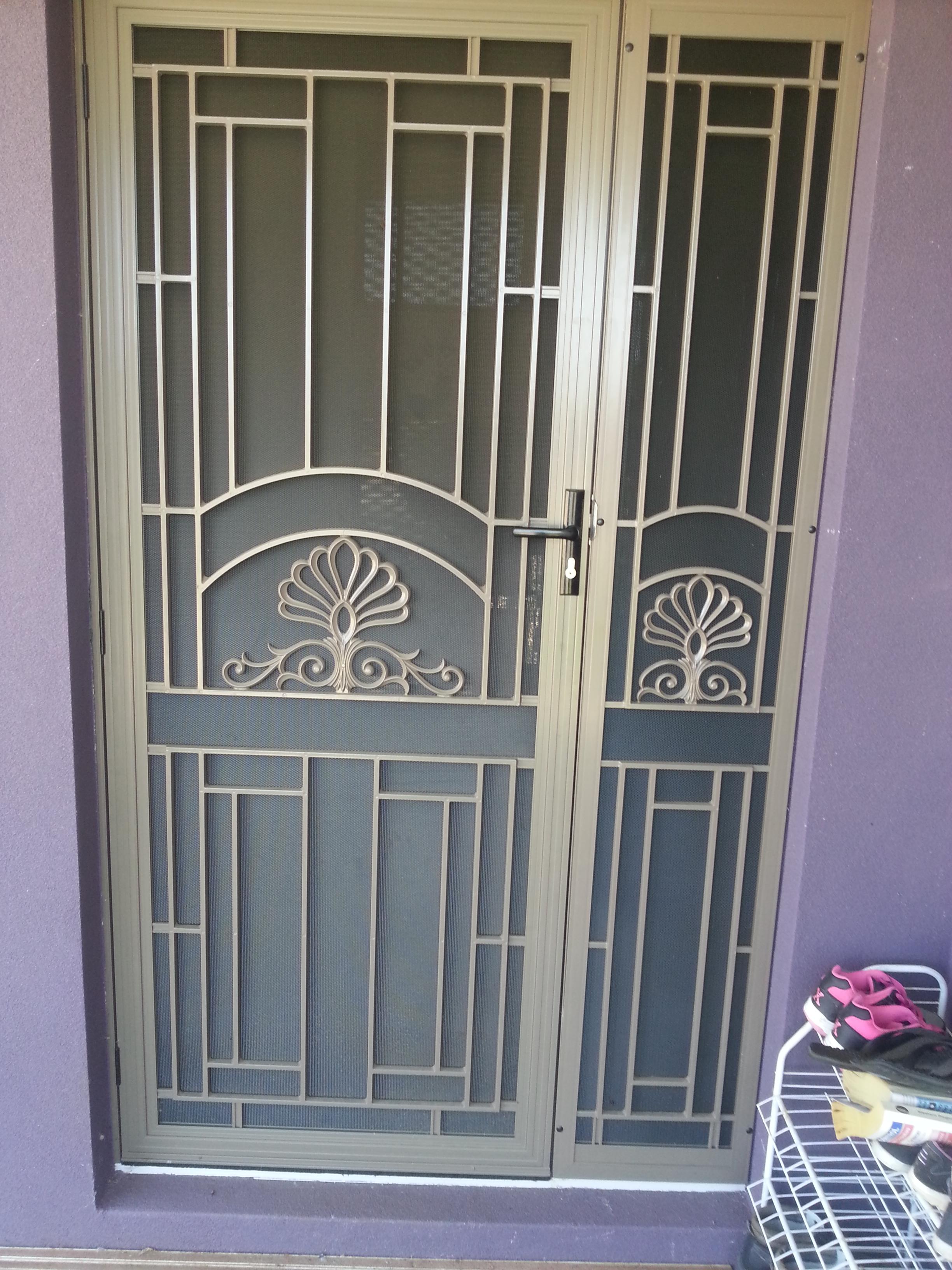 Security Door #9