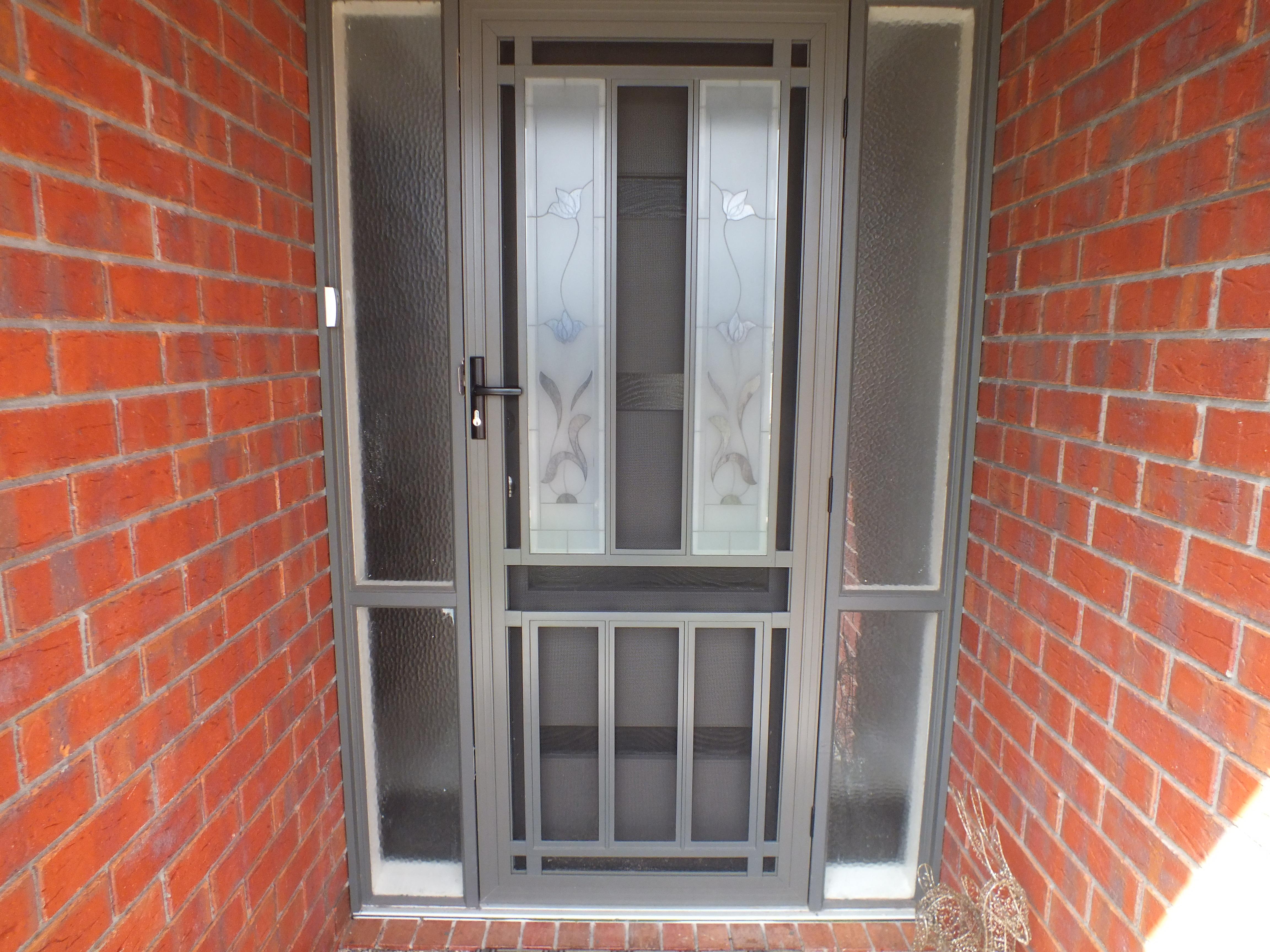 Security Door #6