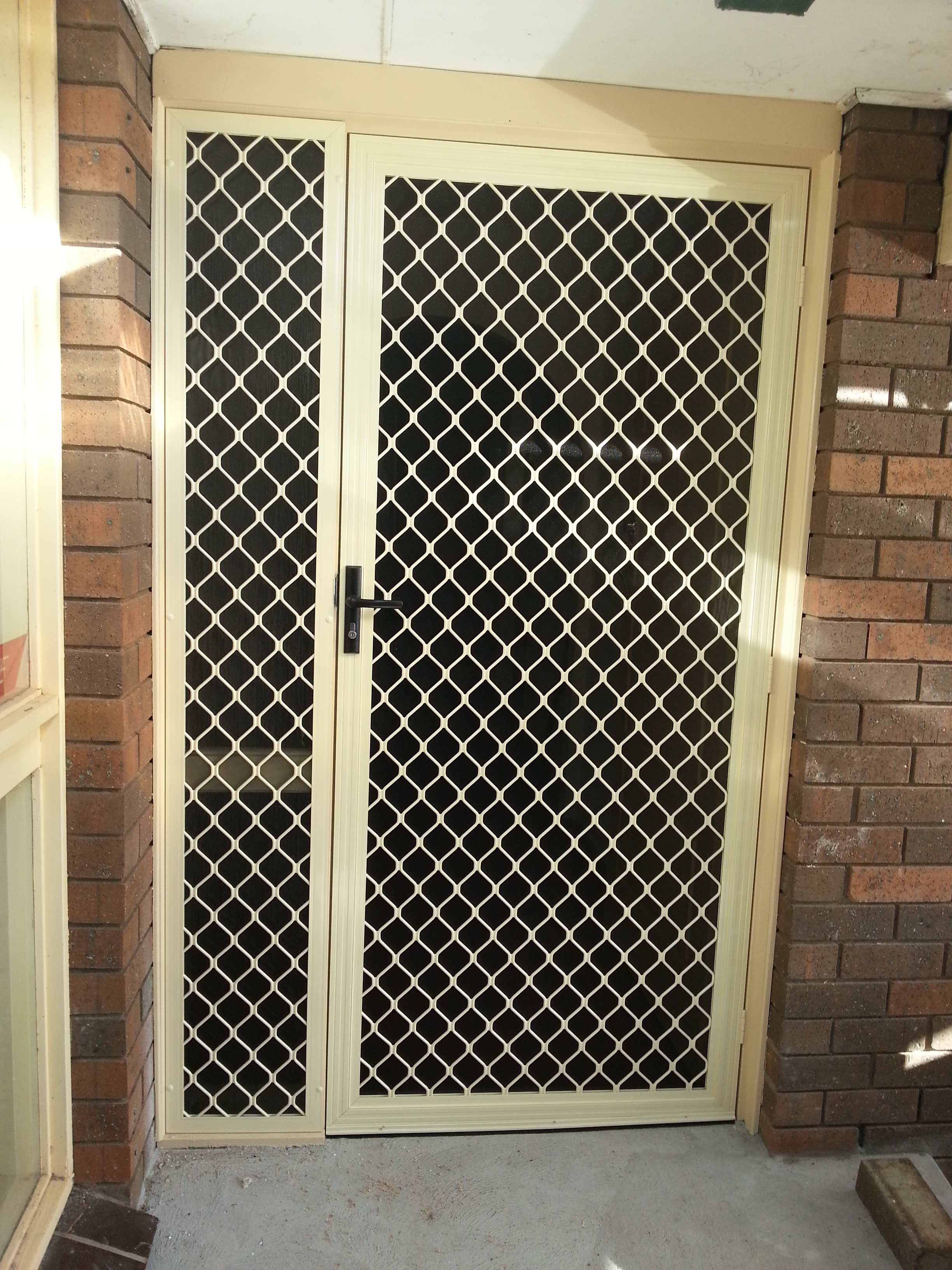 Security Door #4