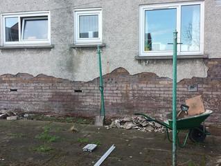 Harl repair Edinburgh