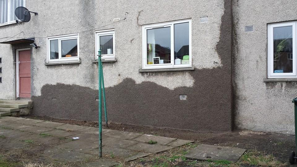 Roughcasting, Plasterers Edinburgh