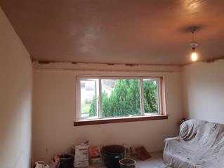 Plastering job Edinburgh