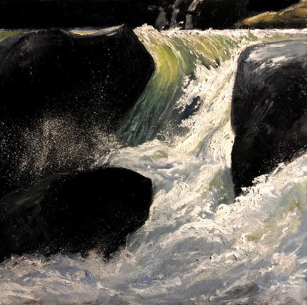 Green River Gorge Flume