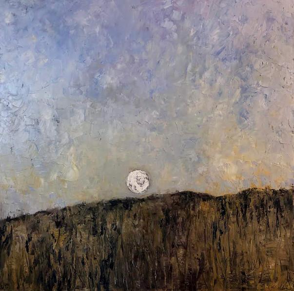 New Moon on the Ridge