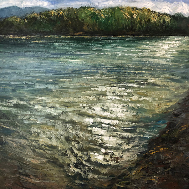 13. River Reverie_48X48_David Sheldon.jp