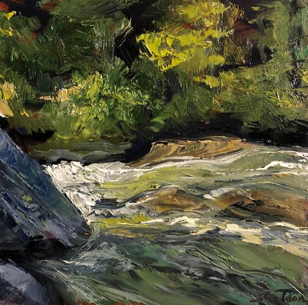Green River Gorge Light Study #2