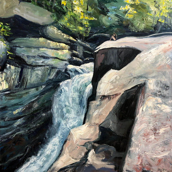 Gorilla Falls