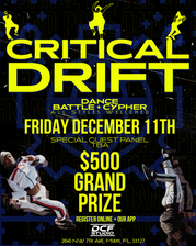 Critcal Drift