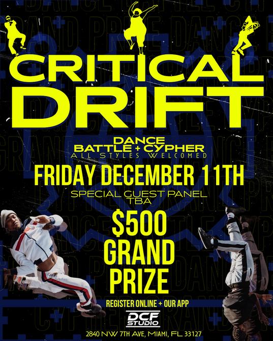 Critcal Drift