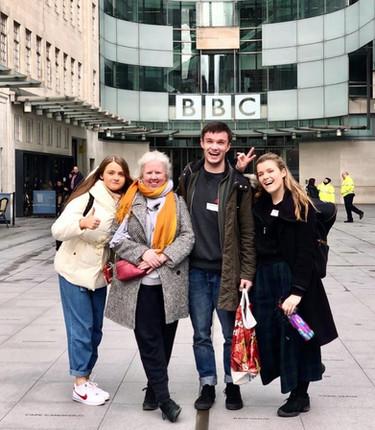 BBC Carleton Hobbs Radio Competition Finals