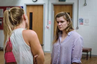 Rehearsals for Red Kite's Consent